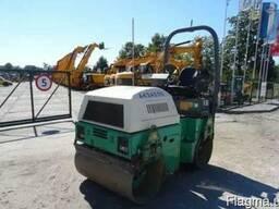 Аренда дорожных катков (катки) от 3 - 10 тонн