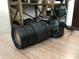 Аренда фотоаппарата nikon d5100 18-105 vr