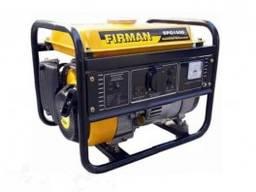 Аренда генератора Firman SPG 1500 Запорожье