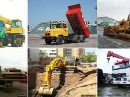 Аренда грузовиков Запорожье КрАЗ-самосвал