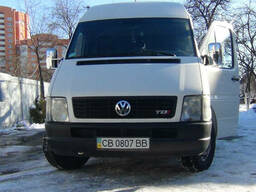 Аренда грузового такси Volkswagen LT35.