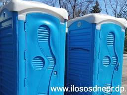 Аренда и обслуживание биотуалетов, передвижных туалетов