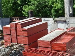 Аренда и продажа опалубки стен, фундаментов, перекрытий.