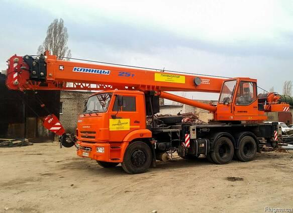 Аренда и услуги автокрана от 10 до 120 тонн