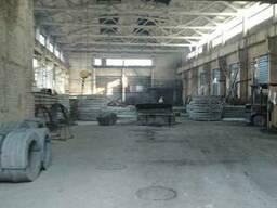 Аренда капитального складского помещения с мостовым краном