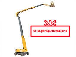 Аренда коленчатого подъемника Haulotte HA41 RTJ PRO