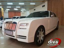 Аренда лимузина Rolls-Royce в прокат. Заказ автобусов.