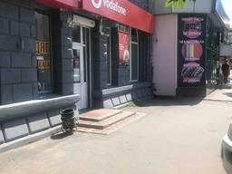 Аренда магазина в центре Каменского (Днеппродзержинск)