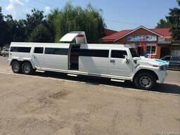 Аренда Мега хаммер лимузин с летником в Житомире