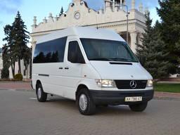 15 мест аренда микроавтобуса, пассажирские перевозки.