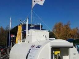 Аренда мини-АЗС, заправочный модуль, топливозаправочный пункт