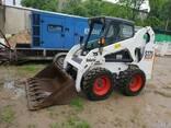 Аренда мини-погрузчика Bobcat S175 - фото 1
