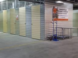 Аренда мини склада, боксов, складских ячеек от 1 до 20 кв м