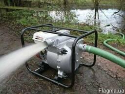 Аренда мотопомпы для грязной воды в Днепре
