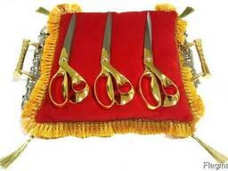 Аренда набора для открытия с ножницами, прокат столбиков