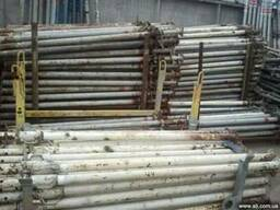 Аренда опалубки для перекрытий, стен, колонн