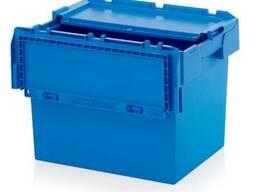 Аренда пластиковых ящиков для перевозки, сортировки и хранен