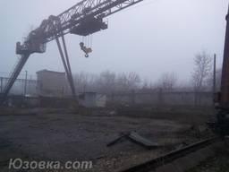 Аренда площадки 2000 с ж. д тупиком, Кировский р-н, Донецк