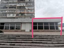 Аренда помещения 350 м2 , 95 квартал, КРАСНАЯ линия! г. Кривой Рог