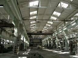 Аренда производственно складских помещений