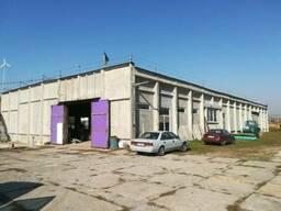 Аренда производственно-складских помещений код № 1543945