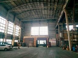 Аренда Производственно-складских помещений от 1000 кв. м.