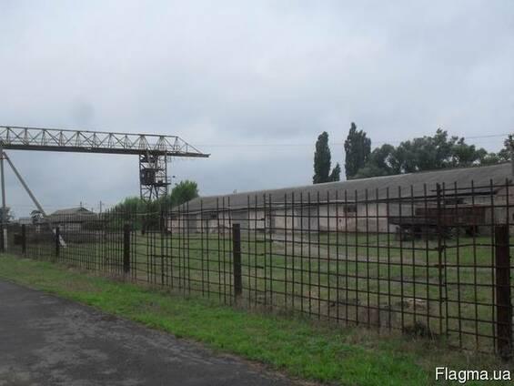 Аренда производственно-складского комплекса в Кремидовке