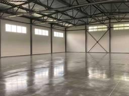 Аренда производственно-складского помещения