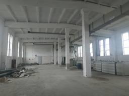 Аренда производственного помещения 1800 м2. 1000 кВт. Бориспольский район. Без комиссии.