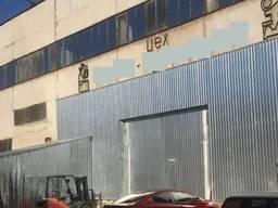 Аренда производственного помещения в центре.
