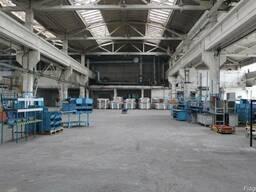 Аренда производственного склада
