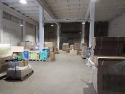 Аренда производственного, складского помещения