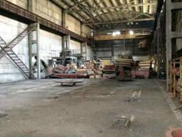 Аренда производственных помещений в г. Днепропетровске