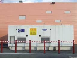 Аренда, прокат дизельного генератора 700 кВа/560 кВт