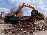 Услуги по очистке территорий уборке вывозу строительного мусора строймусора - фото 3