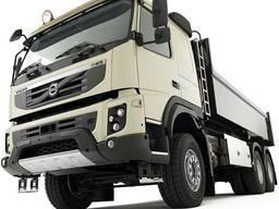 Аренда самосвала 30 тонн Volvo FMX 6×4