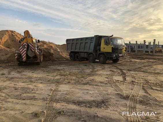Аренда самосвалов 30 тонн ТАТРА