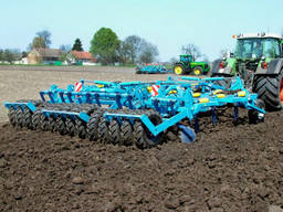 Аренда сельскохозяйственной техники