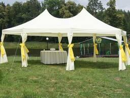 Аренда шатров для свадьбы Днепр