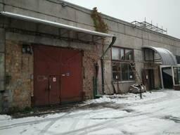 Аренда склад, производства, офисы пгт Коцюбинское