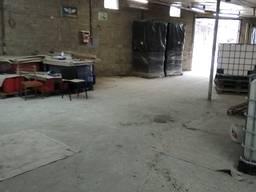 Аренда склад-производство 175 кв. м ст. м Черниговская