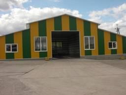 Аренда склада 303 кв. м с отоплением в Гостомеле