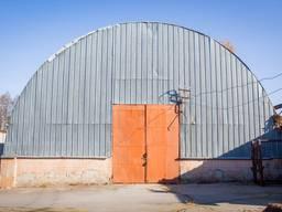 Аренда склада-ангара 561 кв. м. Киевская область Макаров