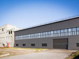 Аренда производственный комплекс 14500 м2 Киевская область