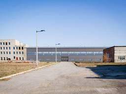 Аренда склада 3400 м2 с офисами Киевская область Макаров
