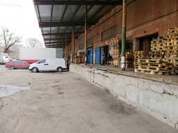 Аренда складского помещения на Молдаванке.