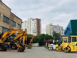 Аренда Спецтехники Киев.