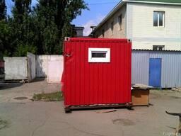 Аренда строительный вагончик 6 м 3000 грн