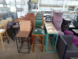Аренда стульев для кафе, бара, ресторана, съемок.
