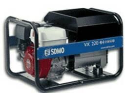 Аренда сварочного генератора SDMO VX220/7.5 HC